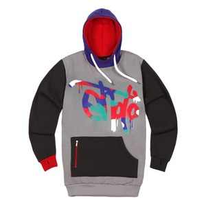 SIGNATURE HOODIE - RED CAMO
