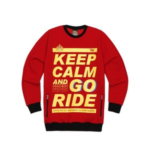 GO RIDE Crewneck