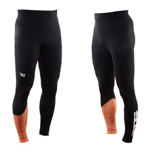 2014 EDS by Ehoto All Activities Compression Leggings - ORANGE