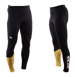 2014 EDS by Ehoto All Activities Compression Leggings - YELLOW