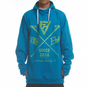 UNION HOODIE - LIGHT BLUE